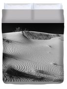 Patches In The Dunes Duvet Cover