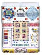 Patchwork Duvet Cover