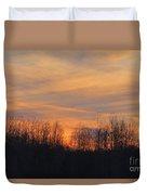 Patchwork Sunset Duvet Cover