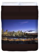 Path Of Glory Duvet Cover