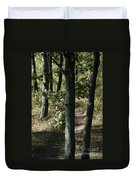 Path Out Duvet Cover
