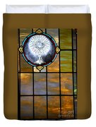 Path To Christ Duvet Cover
