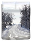 Path To The Unknown Duvet Cover