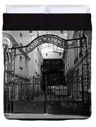 Pathe French Film School Duvet Cover