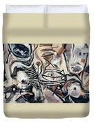 Pathway Of Journeys  Duvet Cover