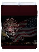 Patriotic Duvet Cover by Dianne Phelps