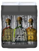 Patron Barn Door Duvet Cover