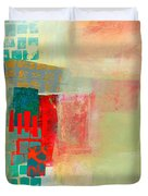 Pattern Study #2 Duvet Cover