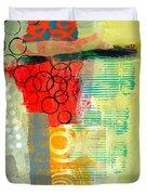 Pattern Study #3 Duvet Cover