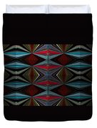 Patterned Abstract 2 Duvet Cover