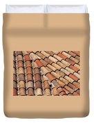 Patterned Tiles Duvet Cover