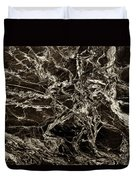 Patterns In Stone - 175 Duvet Cover