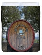 Paul Masson Mountain Winery Duvet Cover