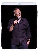 Comedian Paul Resier Duvet Cover