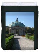 Pavilion Residence Garden - Munich Duvet Cover