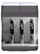 Pay Phones 2b Duvet Cover