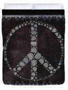 Peace Symbol Design - S79bt2 Duvet Cover