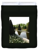 Peace Upon You. Keukenhof In Spring Duvet Cover