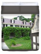 Peacefield The Old House Duvet Cover