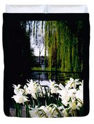 Peaceful Canal Duvet Cover