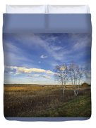 Peaceful Countryside Duvet Cover