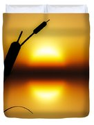 Peaceful Dawn Duvet Cover