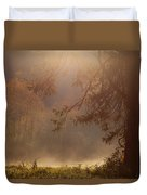 Peaceful Moments Duvet Cover
