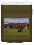 Peaceful Pasture Duvet Cover