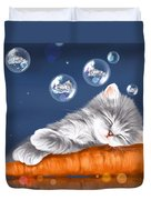 Peaceful Sleep Duvet Cover