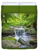 Peaceful Stream Duvet Cover