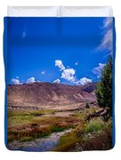 Peaceful Valley II Duvet Cover