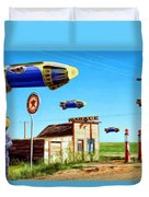 Peacekeepers Duvet Cover