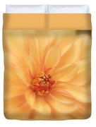 Peaches And Cream Duvet Cover