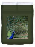 Peacock 8 Duvet Cover