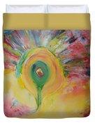 Peacock Duvet Cover