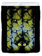Peacock Dream 3 Duvet Cover