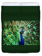 Peacock - Impressions Duvet Cover