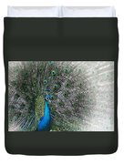 Peacocok 1 Duvet Cover