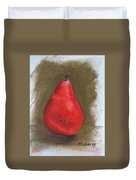 Pear Study 2 Duvet Cover