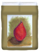 Pear Study 3 Duvet Cover