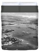 Pearl Harbor Duvet Cover
