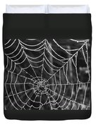 Pearl Web Duvet Cover