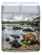 Pebble Bay Duvet Cover