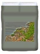Pebble Beach 3 Duvet Cover