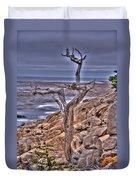 Pebble Beach 4 Duvet Cover