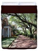 Pebble Hill Plantation Walkway Duvet Cover