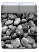 Pebbles Chesil Uk  Duvet Cover