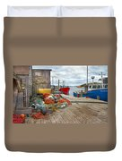 Peggy's Cove 17 Duvet Cover