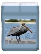 Pelican 2 Duvet Cover