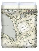 Pelican Bay Duvet Cover